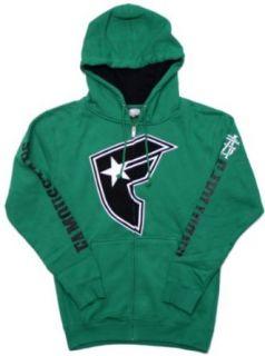 Famous The Hunter Kelly Green Full Zip Hoodie Sweatshirt