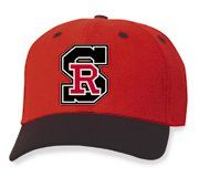 Minor League Baseball Cap   Sarasota Reds Home Cap by New