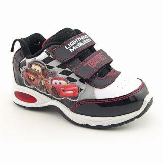 Disney Pixar Infant Cars White Walking Shoes