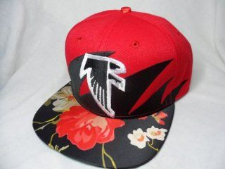 Mitchell and Ness Atlanta Falcons Custom Snapback
