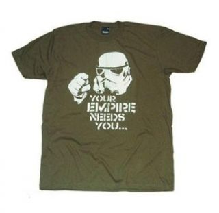 Star Wars Your Empire Needs You T Shirt Size  Medium