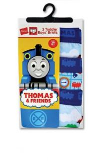 Hanes Toddler Boys Showtoons   Thomas the Tank, 2T / 3T