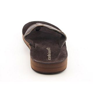 COBIAN Womens Puerto Brown Sandals & Flip Flops