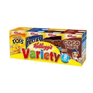 KELLOGGS Variety Packs   Achat / Vente CÉRÉALES PETIT DEJ KELLOGG