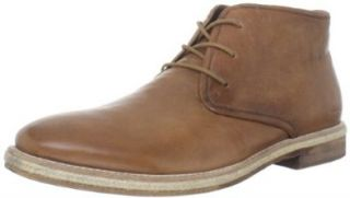 Kenneth Cole New York Mens Braid Up Boot Shoes