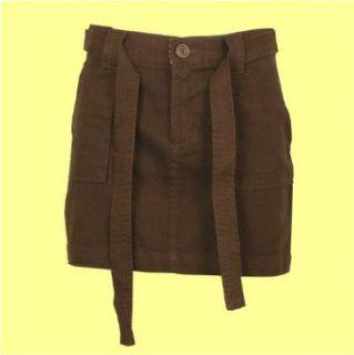 Brand new Roxy ladies brown skirt   0   (002642 002643