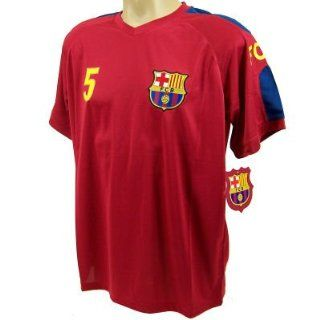 FC BARCELONA FOOTBALL CLUB OFFICIAL PUYOL SOCCER SOCCER