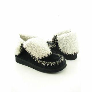 MIA Womens Black Snowstorm Boots