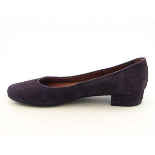 Gentle Souls Kenneth Cole Womens Silver Platter Purple Flats