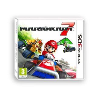 MARIO KART 7 3D / Jeu console 3DS   Achat / Vente DS MARIO KART 7 3D