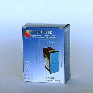 Lexmark 18L0042 #83 Color Ink Cartridge (Remanufactured)