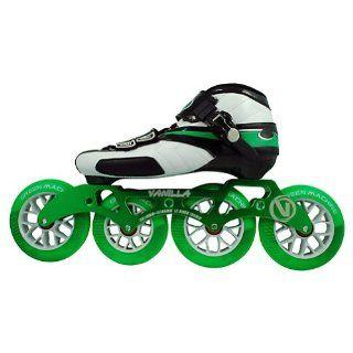 Vanilla Green Machine Speed Inline Skates 2013 Sports