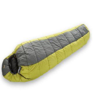 Mountainsmith Poncha +35 degree Citron Green Mummy Sleeping Bag