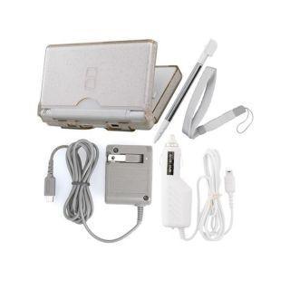 Eforcity Case Stylus Car / Travel Charger Strap for Nintendo DS Lite