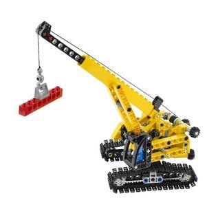 LEGO Technic Crawler Crane 2 in 1 Build Set 9391
