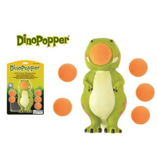Hog Wild Dino Popper Foam Ball Shooter