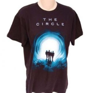 Adult Bon Jovi Band The Circle Tour T Shirt   Black (2XL