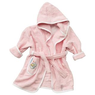 Bebe jou Peignoir de bain 86/92 Humphreys Corner rose   Peignoir de