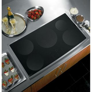 GE Profile 36 inch Electric Induction Cooktop