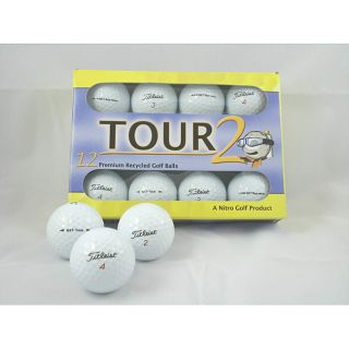 Titleist NXT Tour Recycled Golf Balls (Pack of 36)