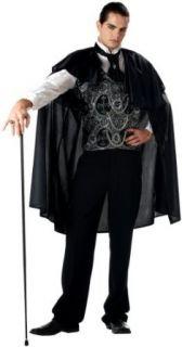 California Costume Mens Adult Victorian Vampire Clothing