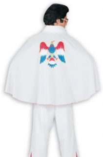Authentic Elvis Presley Costume Cape   Adult Std