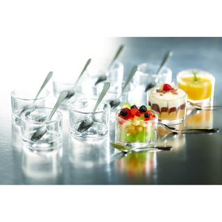 Fifth Avenue Crystal Lugano 21 piece Taster Bowl Set