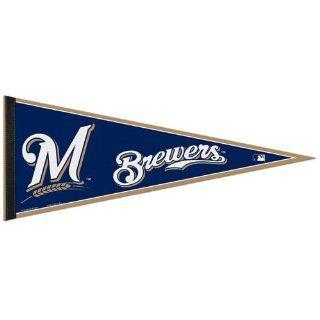 Baseball Pennants MLB Milwaukee Brewers Pennant (2 Pack