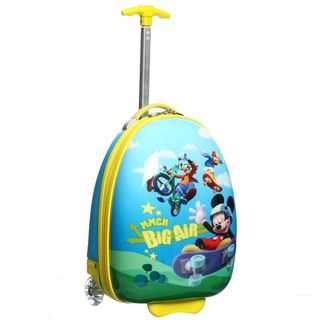 Disney by Heys Mickey Mouse Big Air 18 inch Hardside Carry On