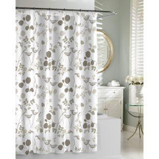 Beige Floral Shower Curtain Today: $37.49 5.0 (2 reviews)