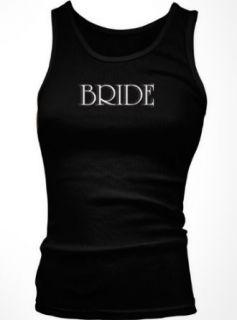 Bride Juniors Tank Top, Trendy Bride to Be Juniors Boy