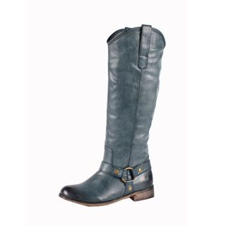 Jacobies by Beston Womens Cowgirl 3 Knee High Riding Boots