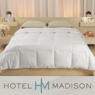 Hotel Madison Luxury Suite White Down Comforter