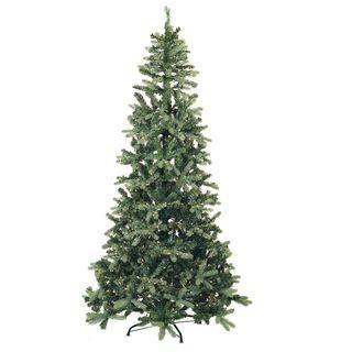 Decorative Medium Blue Spruce Christmas Tree (7.5 Feet Tall