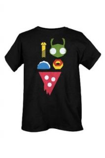 Invader Zim Gir Icons T Shirt Clothing