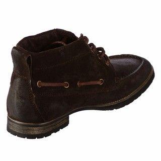 Steve Madden Mens Quenten Brown Boots