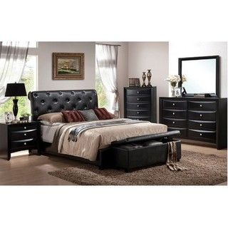 Vegas 5 piece Queen Bedroom Se