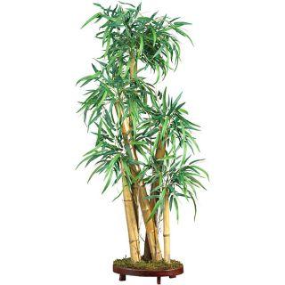 Silk Chinese Style 42 inch Bamboo Tree