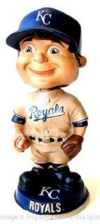 Kansas City Royals Vintage Retro Bobble Head Sports