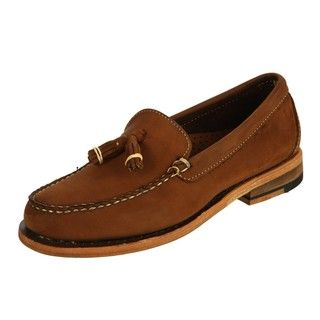Sebago Mens Kerry Brown Tassel Loafers