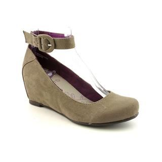 CL By Laundry Womens Late Night Faux Suede Dress Shoes