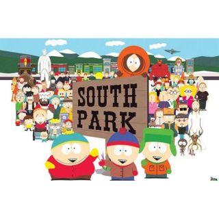 South Park, (Dimension  Maxi 91.5 x 61cm)… Voir la présentation