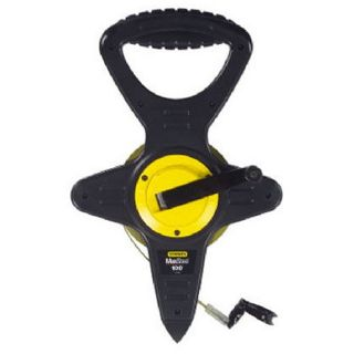 Stanley 100 foot Nylon clad Tape Measure