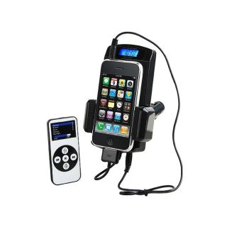 iPod/ iPhone 4 in 1 FM Transmitter/ Remote