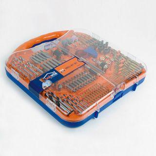 Bob Vila 104 piece Combination Drill Bit Set