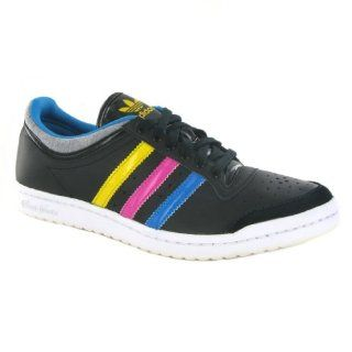 Adidas Top Ten Low Sleek Black Multi Womens Trainers Shoes