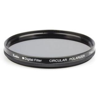 Kenko Filtre polarisant circulaire 58 mm   Achat / Vente OPTIQUE