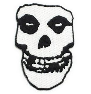 MISFITS FIEND Patch Ghost Horror Hardcore Punk: Clothing