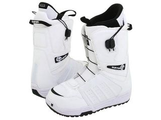 Burton Moto 09 White/Black/Grey Boots