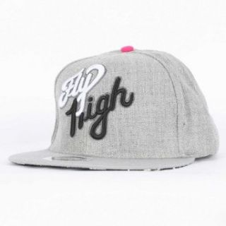 Trukfit   Fly High Hat In Heather Grey, Size: O/S, Color